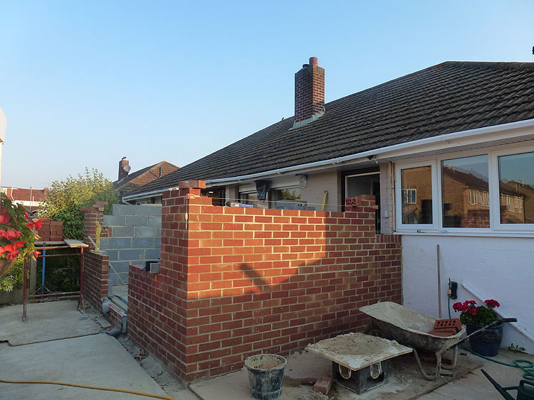 House Extensions Gosport Hampshire Aw Builders Building