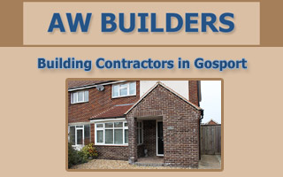 builders in gosport and fareham logo